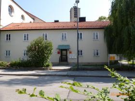 Gebäude der Penzberger Tafel unter dem Dach der Kirchen e.V.